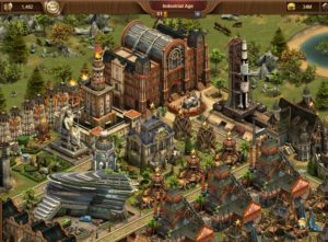 Best city layout forge of empires